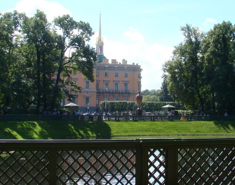 ЛС Михайловский замок