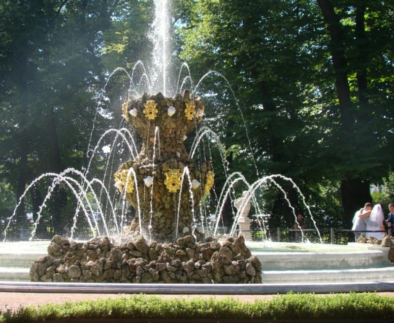 ЛС фонтан
