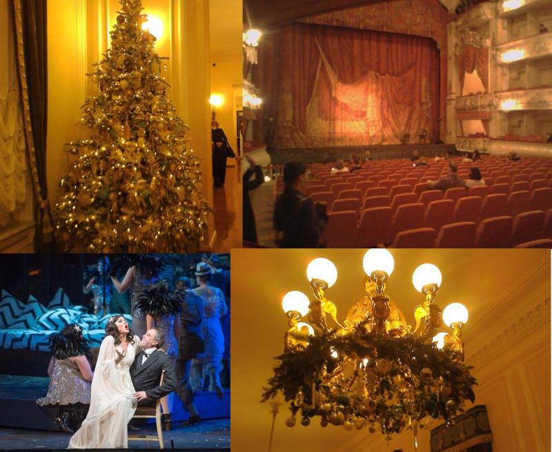 Михайловский театр 06 декабря - фото сцены из оперы из галереи на сайте театра.