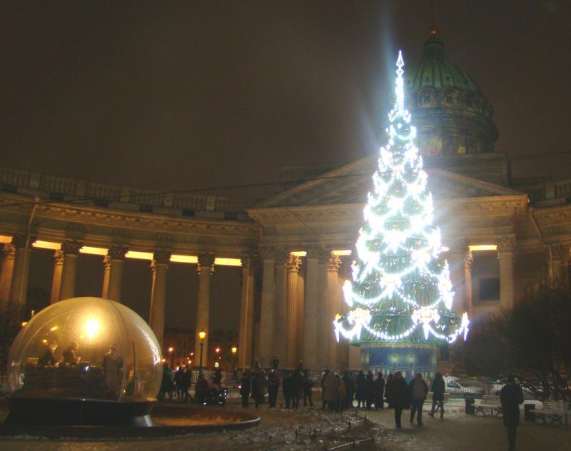 Казанский собор 29 декабря 2020