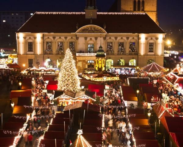 Германия Рождество
