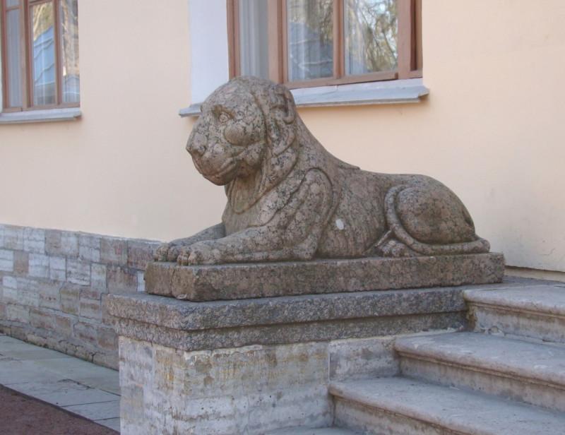 Павловск. Дворец. март 2020