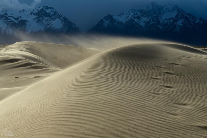 Чарские пески фото Сергей Карпухин