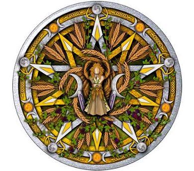 Сегодня - Лугнаса или Ламмас, праздник урожая по кельтскому ...