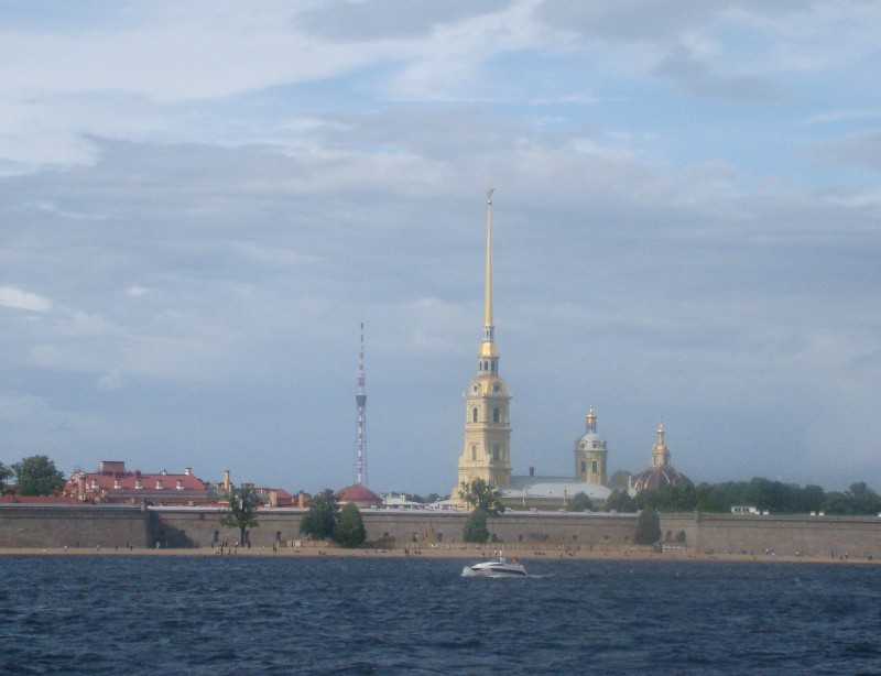 Петропавловская крепость Петербург