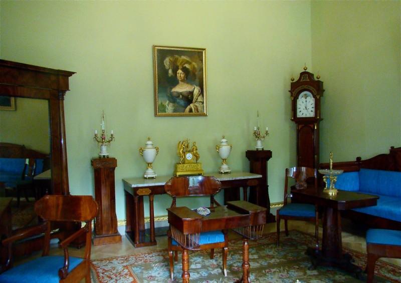 Туалетная комната Марии Федоровны жены Павла 1