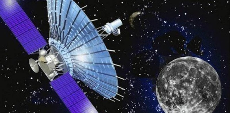 "Радиотелескоп ""Спектр"""