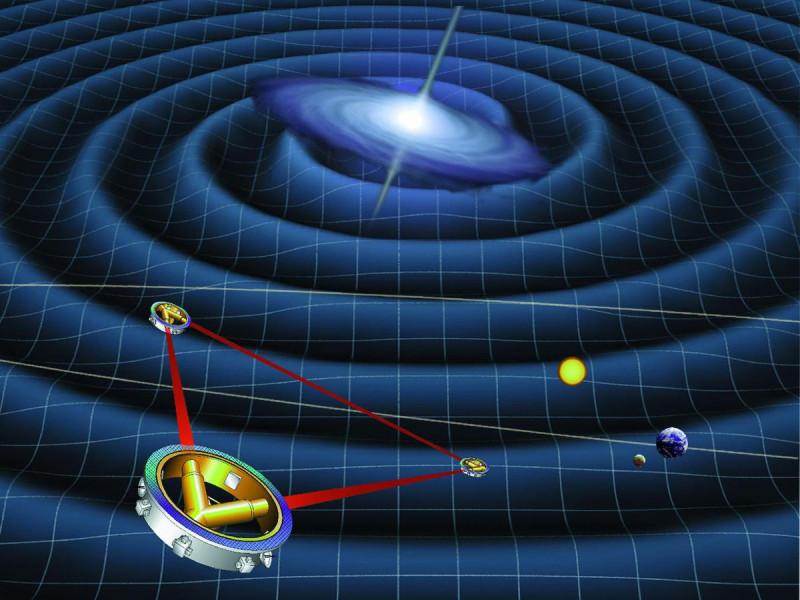 Гравитационная антенна LIGO