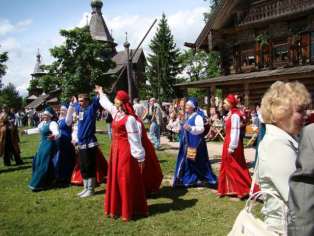 Витославлицы фольклорный фестиваль Садко