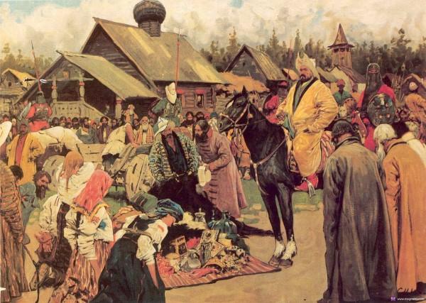 Монголо_татарское иго
