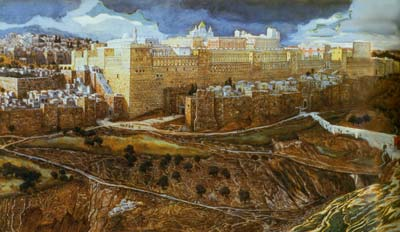 Иерусалим храм