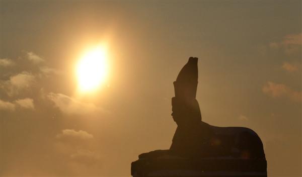 Египет Солнце