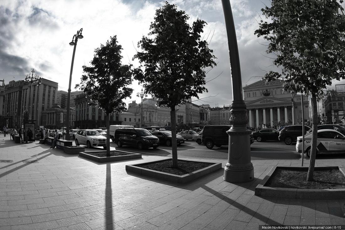 Большой театр - самое стрёмное место Москвы google