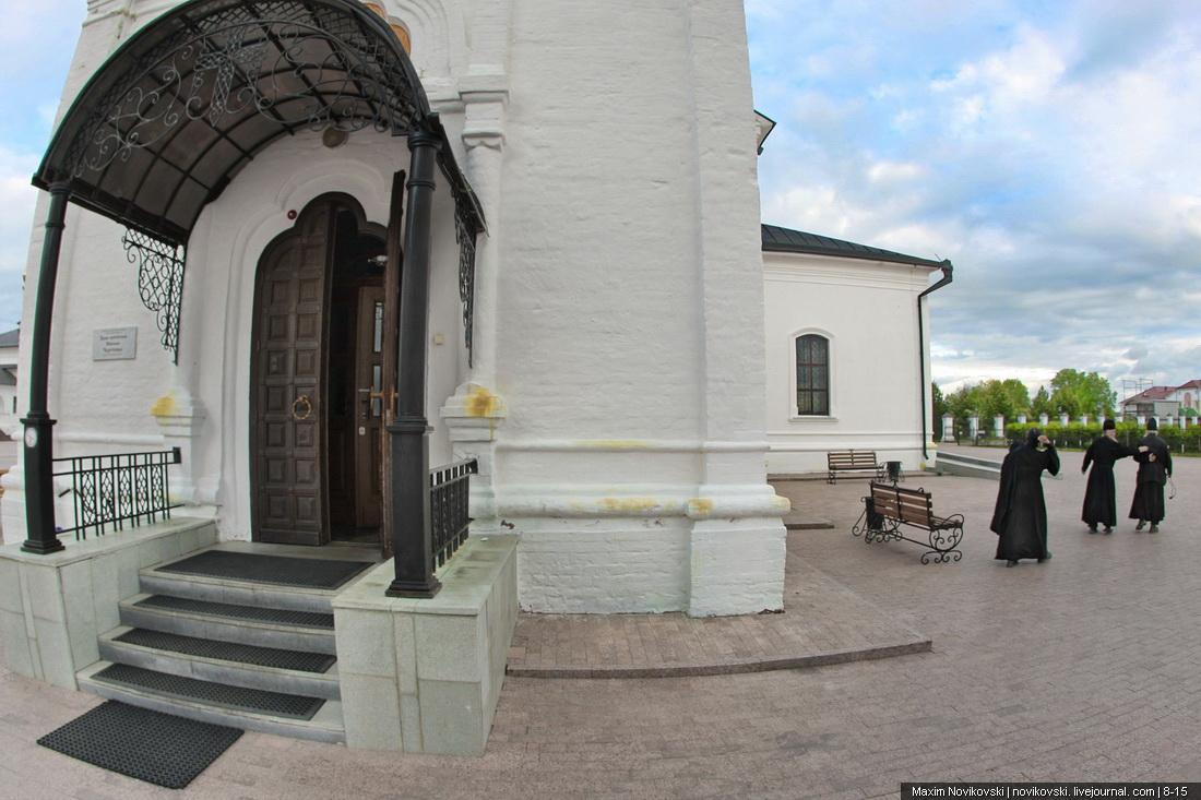 Абалак - сказочный городок в суровой Сибири #тобольск