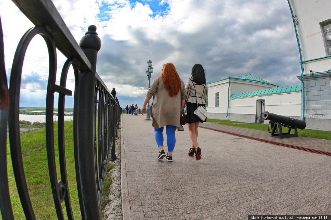 Как блогеры Тобольск брали #тобольск