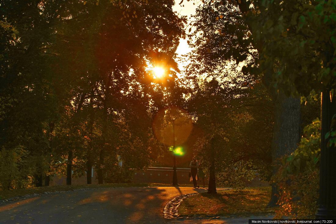 Вечерние прогулки по усадьбе самоубийц - Царицыно google
