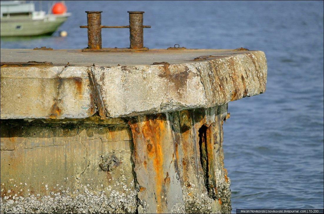 Кладбище пиратских кораблей в Африке afrigue