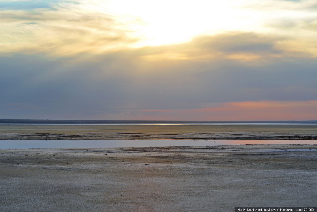Планета Эльтон - Как поймать солёный рассвет? google