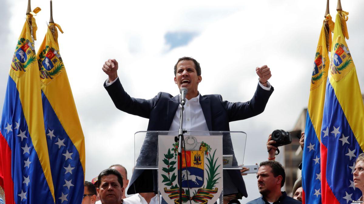 Новый 35-летний президент Венесуэлы