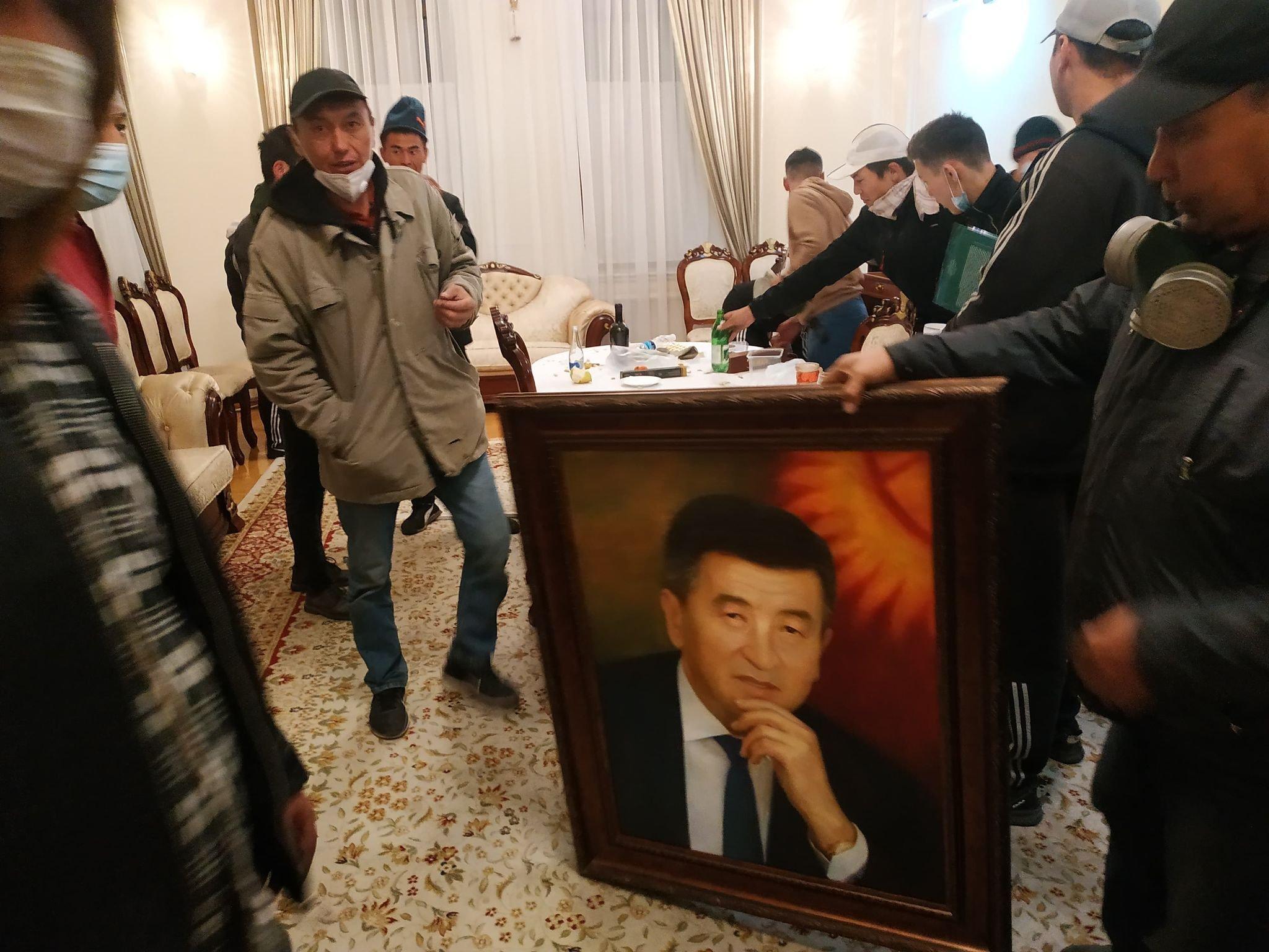 После Белоруссии настало время Киргизии. Советский человек как пережиток