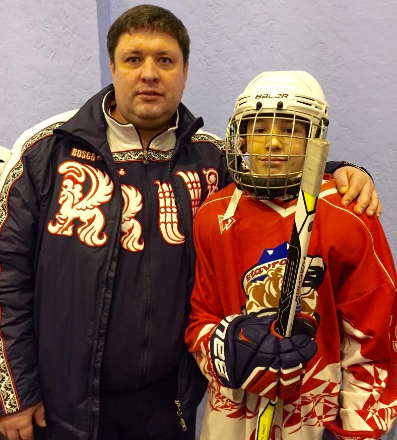 Тимофей Новопашин