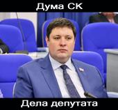 Дела депутата