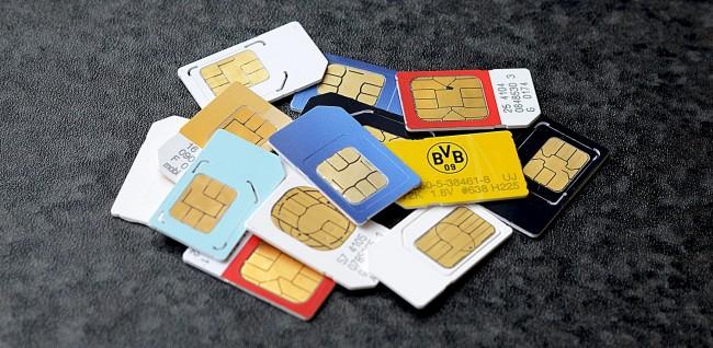 SIM карта
