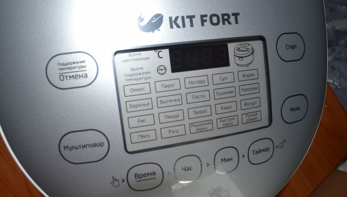 мультиварки Kitfort КТ-203