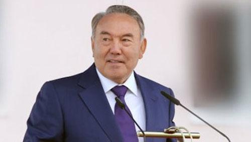 Н.Назарбаев