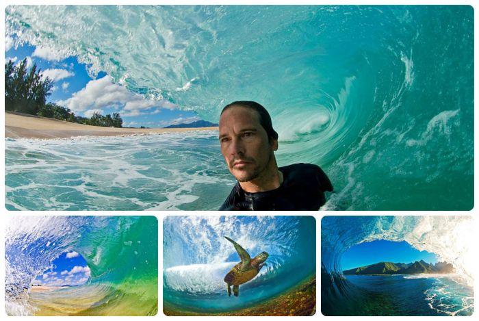 Внутри волны | Кларк Литл (Clark Little)