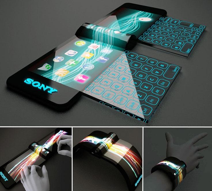 Sony-Nextep-Wrist-Computer