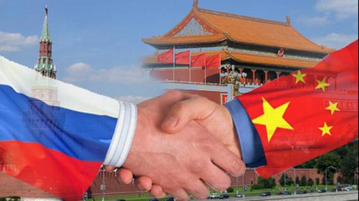 Росиия и Китай
