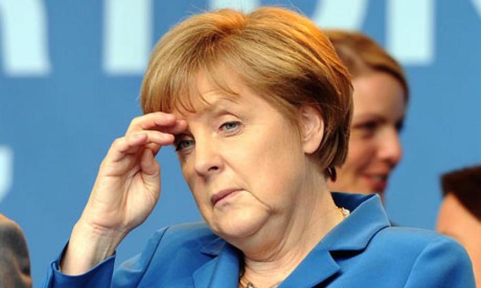 Ангеле Меркель