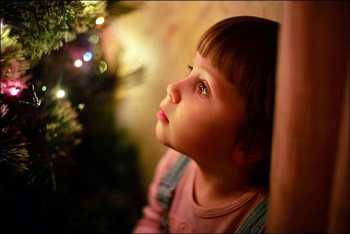 Новый год для детей-инвалидов