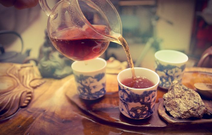 интернет-магазин китайского чай Белый дракон