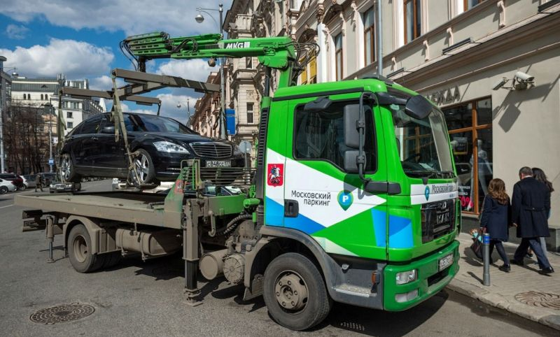 Госдума ввела ограничения при принудительной эвакуации автомобилей