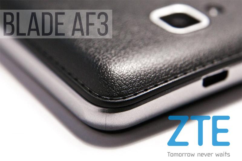 ZTE Blade AF3