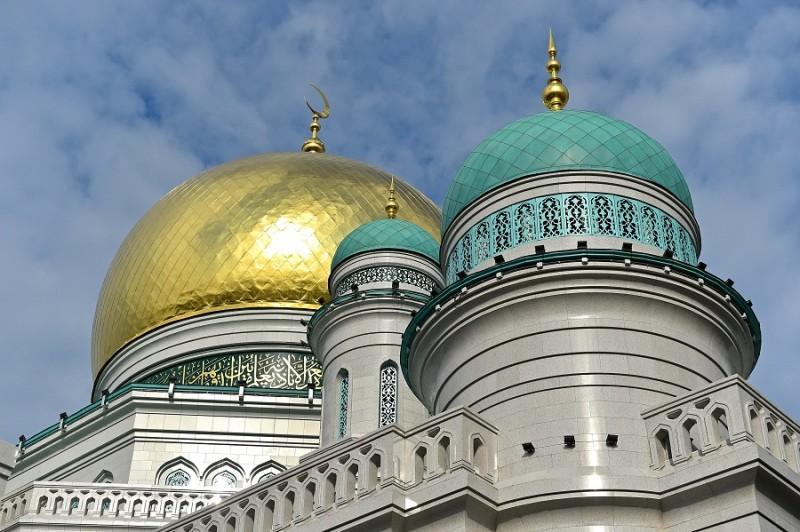 Самая большая Соборная мечеть в Европе
