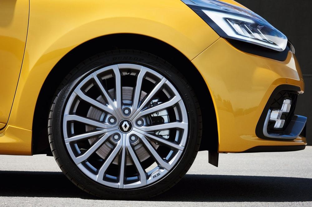 Обновленный Renault Clio RS