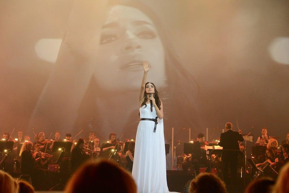Концерт Зары