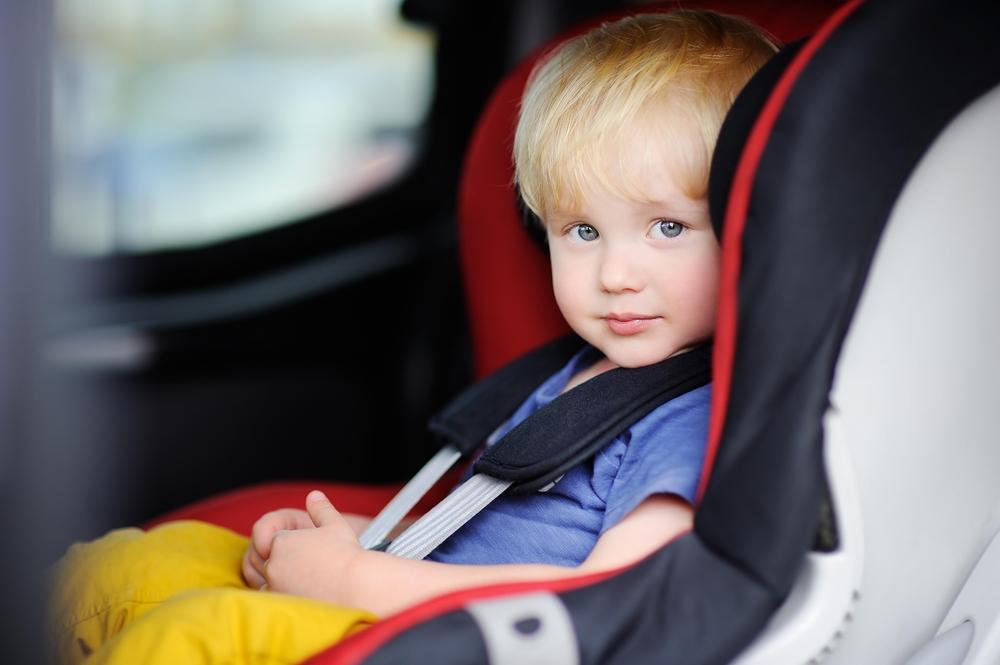 Детей нельзя оставлять в автомобиле