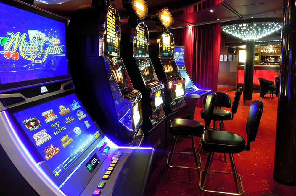 Cash-play автоматы