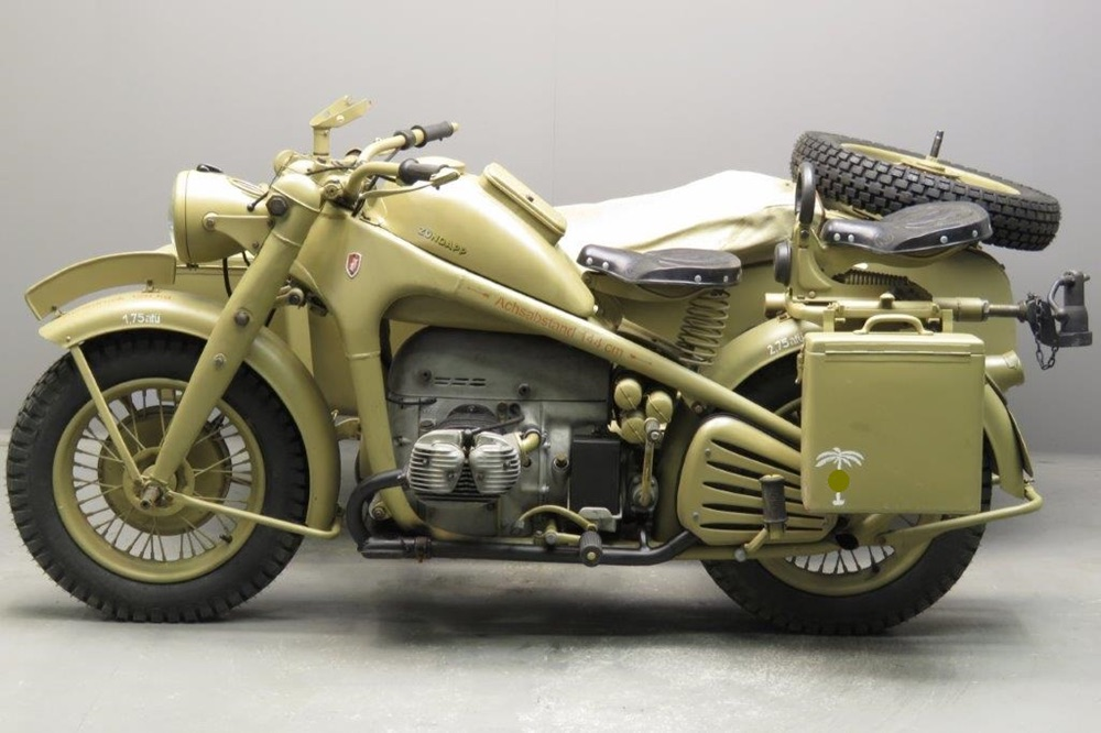 Мотоцикл Zundapp K600