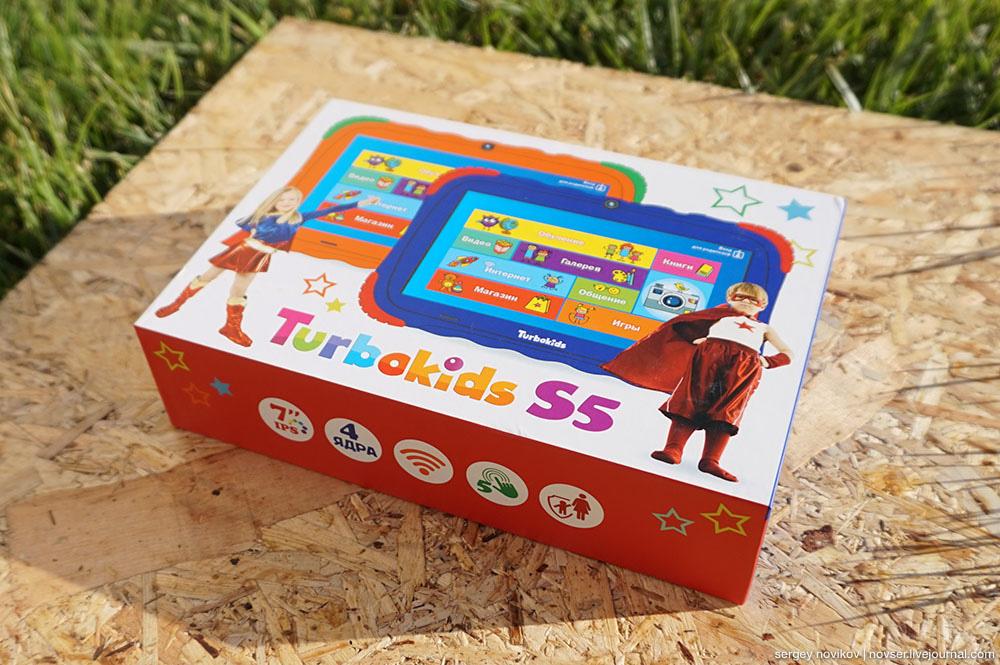 Планшет TurboKids S5