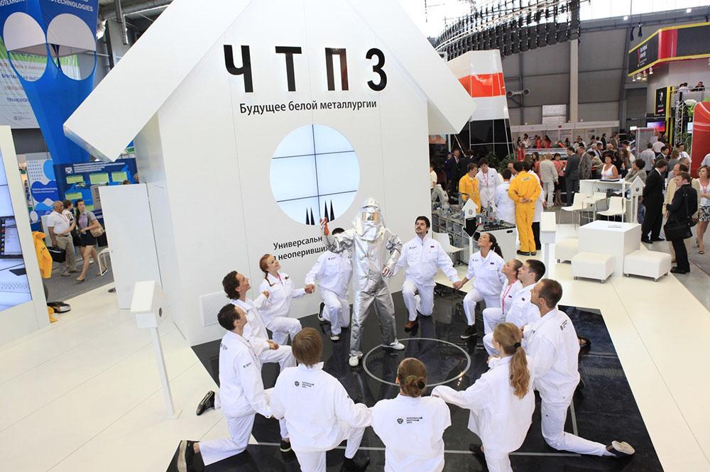 Белая металлургия группы ЧТПЗ