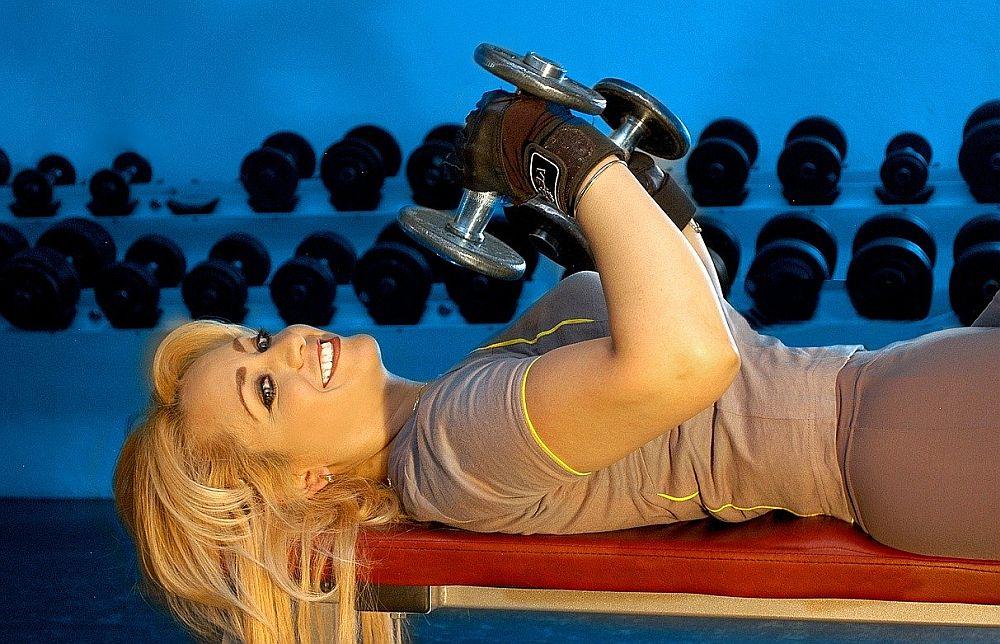 Комплекс упражнений для колясочников