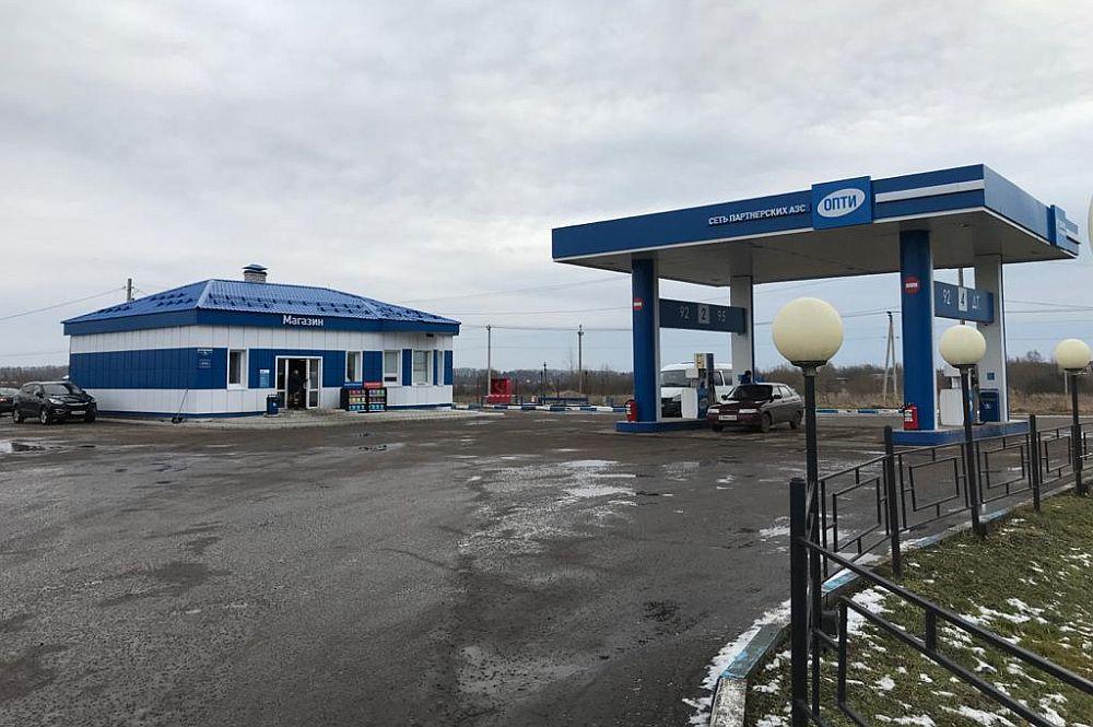АЗС Опти – бензин качественный, отзывы хорошие