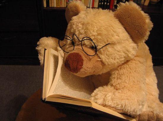 Чтение полезно