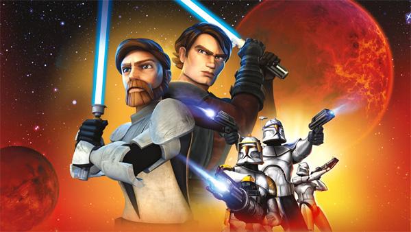 StarWars War Of Clones