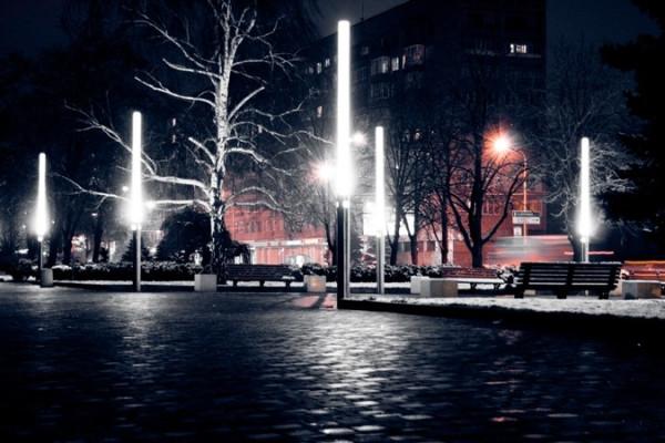 осенняя ночь